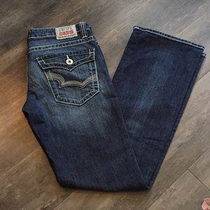 Like new Big Star jeans.  Sz. 28